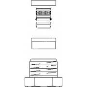 Oventrop Cofit S присоед. набор для BP