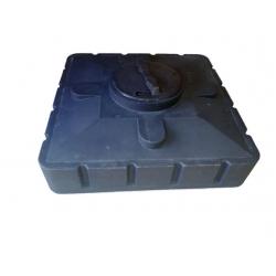 Aquatech Бак для душа 240 черный